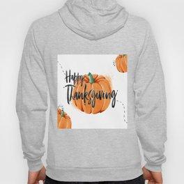 Pumpkin - Happy Thanksgiving Day Hoody