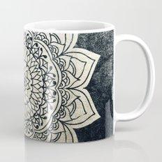 DEEP GOLD MANDALA Mug