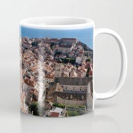 Old Town I Dubrovnik, Croatia I Travel Photography Coffee Mug