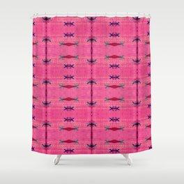 Cut it Up Shower Curtain
