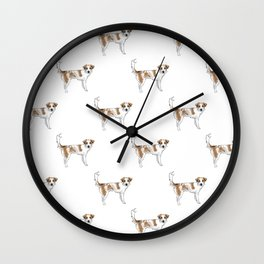 Lunchbox the Dog Wall Clock