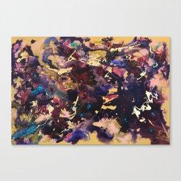 Serenity Blush Canvas Print