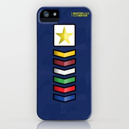 Clases Progresivas iPhone Case