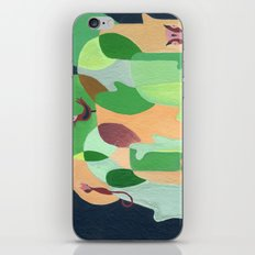 When you enter my life iPhone & iPod Skin