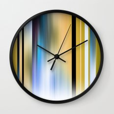 GOLD! Wall Clock