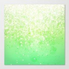 Glitteresques IV:XIV Canvas Print
