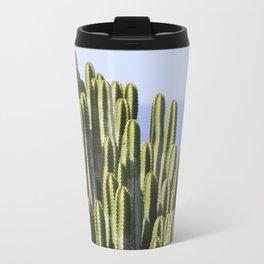 Ocean Cactus Travel Mug