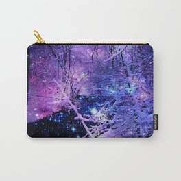 Cosmic River Galaxy Forest Carry-All Pouch