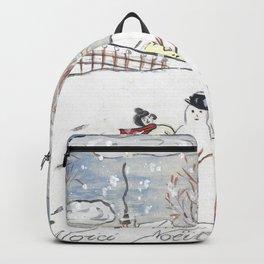 Voici Noël! Backpack