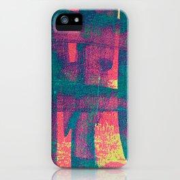 Energy 1 iPhone Case