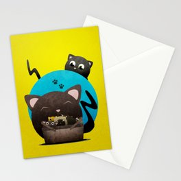 Mommacat Stationery Cards