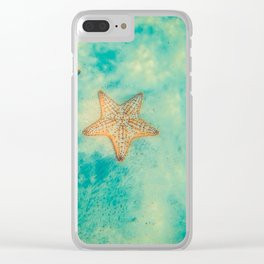 The star of the sea Clear iPhone Case