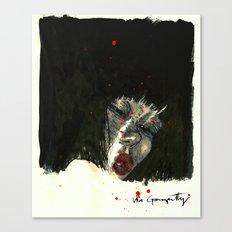 LGHTS Canvas Print