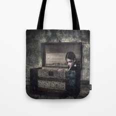 What the Attic Found Tote Bag