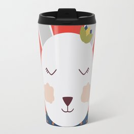 Romina Rabbit Travel Mug