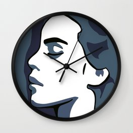 Misguided Direction Wall Clock