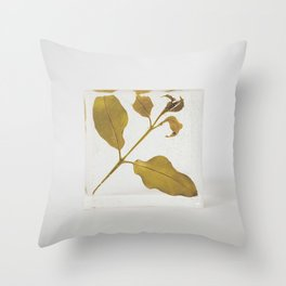 .Cube.#1 Throw Pillow
