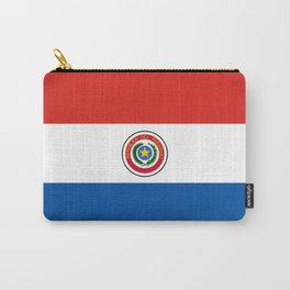 Paraguay country flag Carry-All Pouch