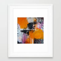 tokyo Framed Art Prints featuring tokyo by Cathrin Gressieker