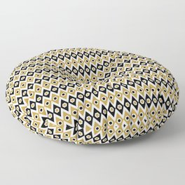 African pattern Floor Pillow
