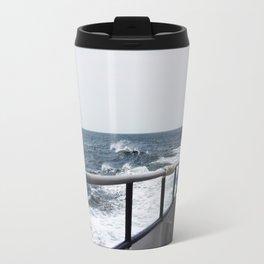 Wave Break Travel Mug