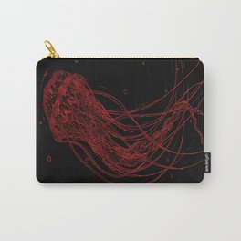 THE RED PROJECT - Medusation . Carry-All Pouch