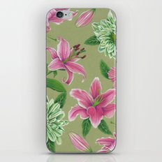 Floral  iPhone & iPod Skin