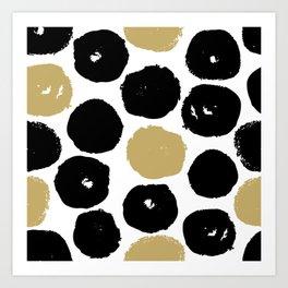 Geometric Pattern 11 Art Print