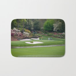 Augusta Georgia Amen Corner Golf Series Sets Bath Mat