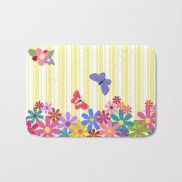 Buttefly Love Bath Mat