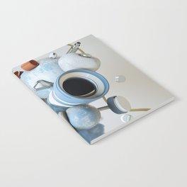 3D Objective Notebook