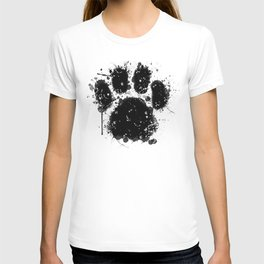 Pawprint Love T-shirt