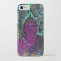queer iPhone & iPod Cases featuring Queer Buddha ~ Success II by Jamila