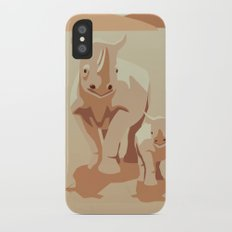 Rhino iPhone X Slim Case