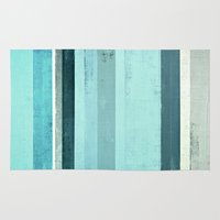 salt water Area & Throw Rugs featuring Salt Water by T30 Gallery