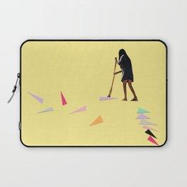 Swept Away Laptop Sleeve