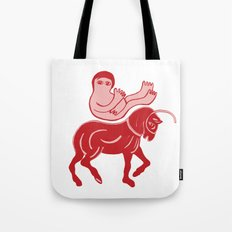 saddle horse   Tote Bag