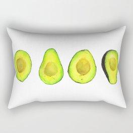 Avocado Lover Rectangular Pillow