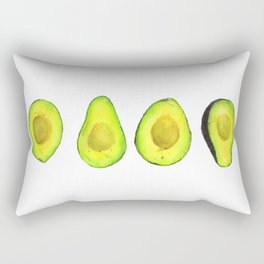 Avocado Lover Rectangular Pillow