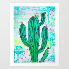 Pick Me! Art Print