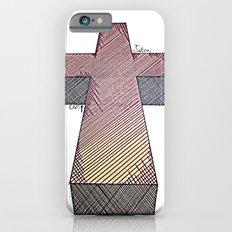 Justice Cross Slim Case iPhone 6s