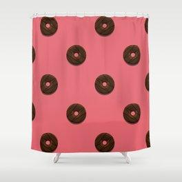 Chocolate Indulgence Shower Curtain