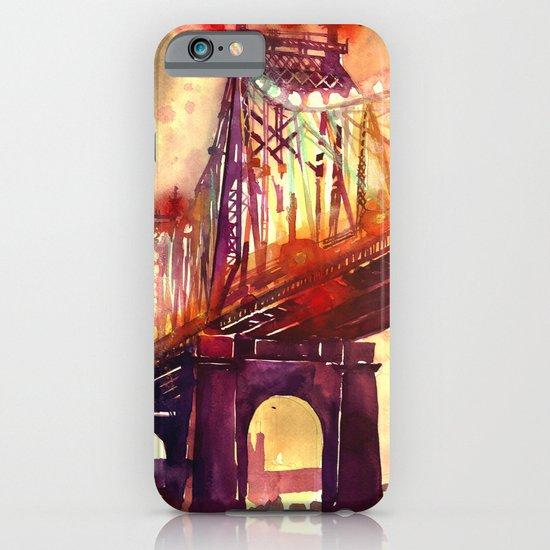 Queensboro Bridge iPhone & iPod Case
