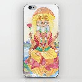 brahma iPhone Skin