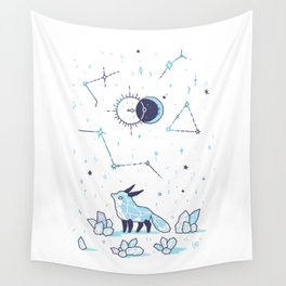 Arctic Nights Wall Tapestry