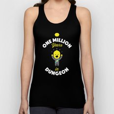 One Million Years in Dungeon Unisex Tank Top