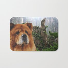 Dog Chow Chow Bath Mat