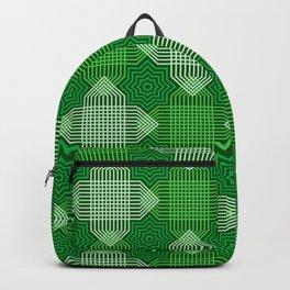 Op Art 67 Backpack