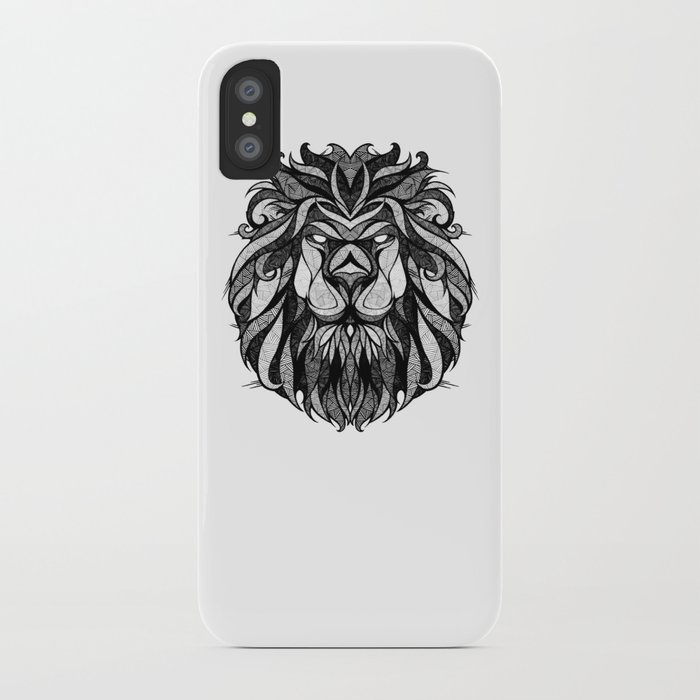 Signs of the Zodiac - Leo iPhone Case