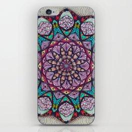 Creation Mandala - מנדלה בריאה iPhone Skin
